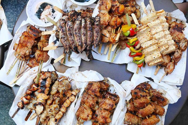 【熱血快報】台中肉品批發就在激旨燒鳥!中秋節烤肉限量活動推出