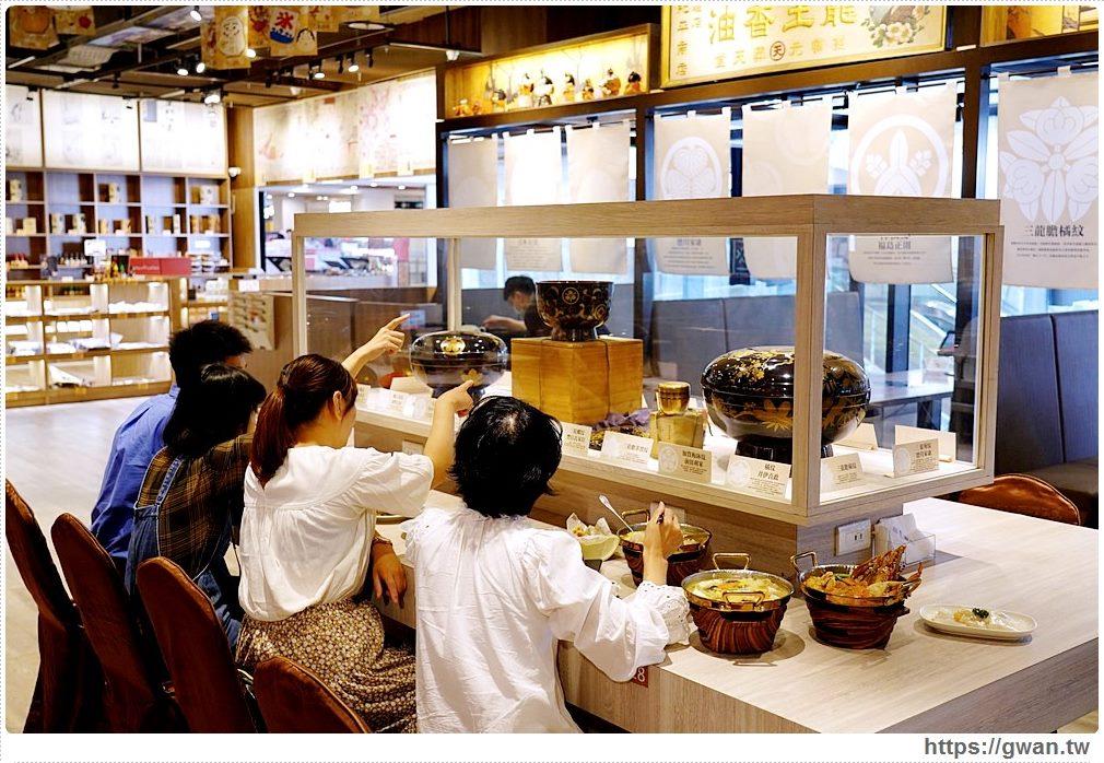 台中三井OUTLET美食 | 解憂雜貨食堂免費欣賞百年古董,低消只要150元就能在骨董桌用餐!