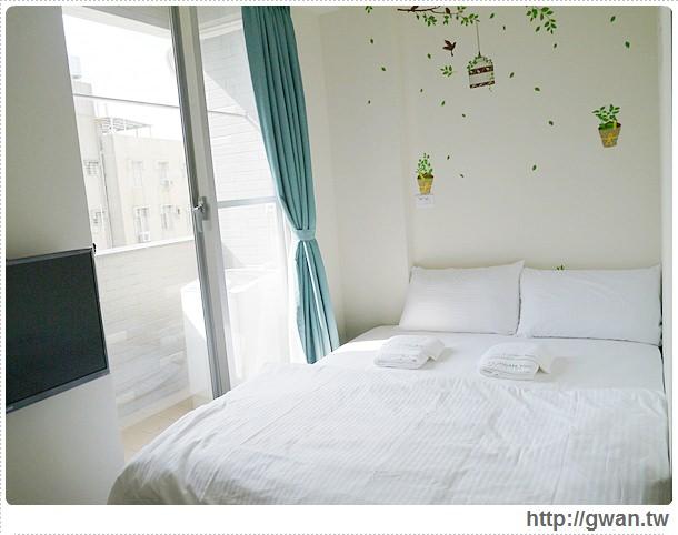 [台南住宿●中西區] 台南18精品私人會館(18 Private Hall)–乾淨舒適的平價旅店♪寵物友善❤