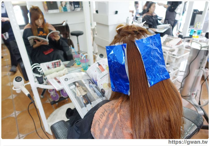台中染髮,Glitz Hair,聖誕甜心,莓果棕,聖誕髮色推薦,寵物友善髮廊,偉恩-13-715-1