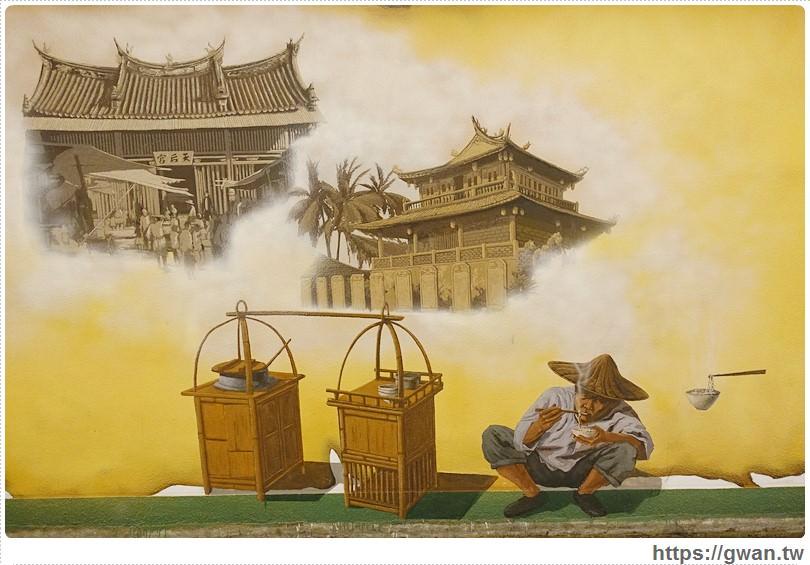 [台南景點●北區] 台南車站前地下道 — 不跟風跑彩繪村,市區就有的在地生活彩繪文化牆☆