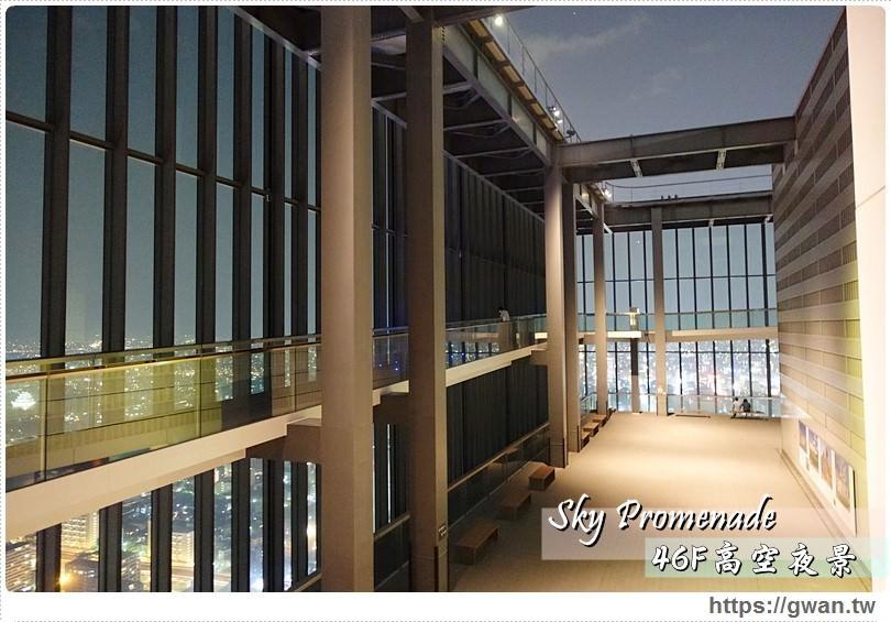 [日本景點●名古屋] Sky Promenade絕美夜景–MIDLAND SQUARE 的360度半露天高空展望台♪名古屋夜景盡收眼底☆