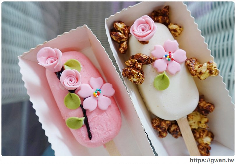 台南美食,吉樂菓,台南小吃,安平美食,夏日冰品,義式雪糕,水果雪糕,台南必吃,限量美食,安平老街,花朵冰淇淋,手做美食-13-497-1