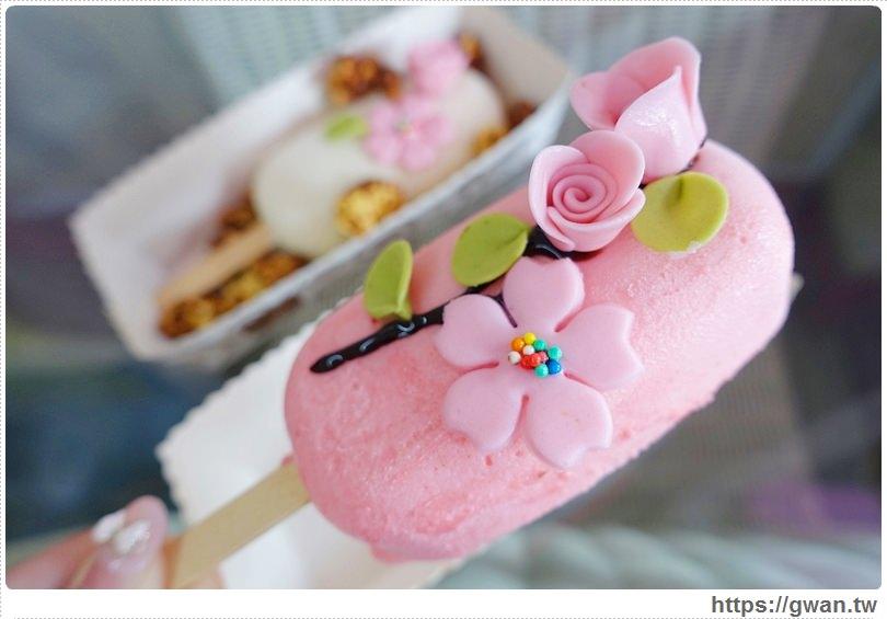 台南美食,吉樂菓,台南小吃,安平美食,夏日冰品,義式雪糕,水果雪糕,台南必吃,限量美食,安平老街,花朵冰淇淋,手做美食-14-509-1