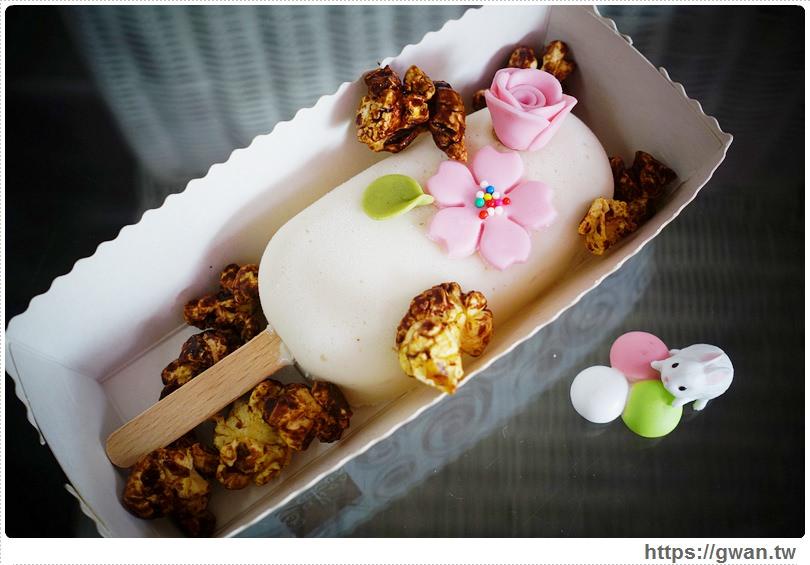 台南美食,吉樂菓,台南小吃,安平美食,夏日冰品,義式雪糕,水果雪糕,台南必吃,限量美食,安平老街,花朵冰淇淋,手做美食-18-526-1