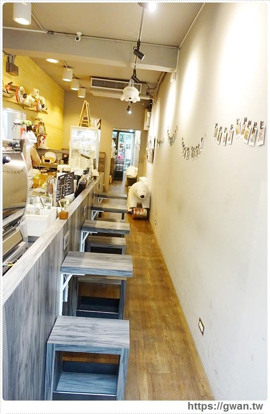 捷運美食,台北咖啡,咖啡,POLAR BEAR,不限時咖啡廳,北極熊拿鐵,寶拉拿鐵,咖啡廳,棉花糖拿鐵,食尚玩家-5-500-1