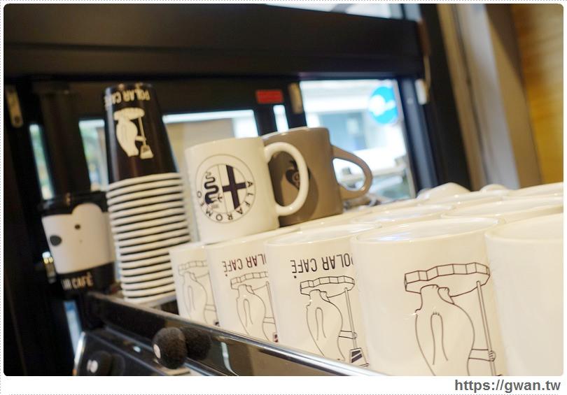 捷運美食,台北咖啡,咖啡,POLAR BEAR,不限時咖啡廳,北極熊拿鐵,寶拉拿鐵,咖啡廳,棉花糖拿鐵,食尚玩家-9-561-1