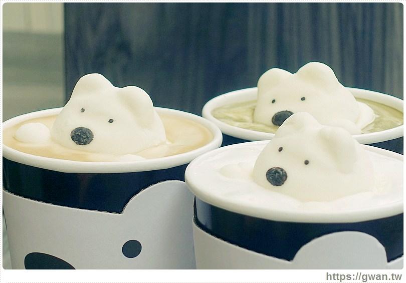捷運美食,台北咖啡,咖啡,POLAR BEAR,不限時咖啡廳,北極熊拿鐵,寶拉拿鐵,咖啡廳,棉花糖拿鐵,食尚玩家-21-585-1