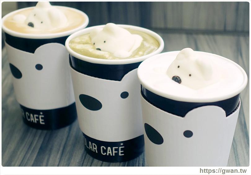 捷運美食,台北咖啡,咖啡,POLAR BEAR,不限時咖啡廳,北極熊拿鐵,寶拉拿鐵,咖啡廳,棉花糖拿鐵,食尚玩家-26-604-1