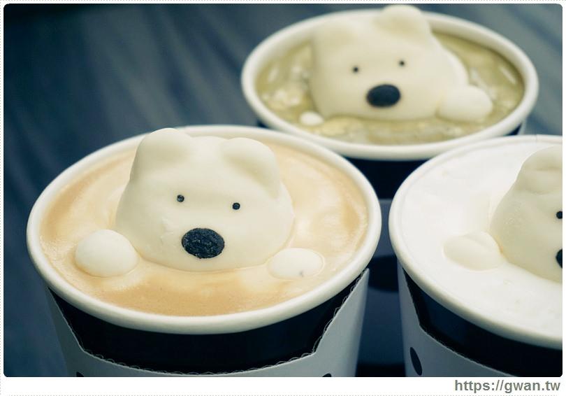 捷運美食,台北咖啡,咖啡,POLAR BEAR,不限時咖啡廳,北極熊拿鐵,寶拉拿鐵,咖啡廳,棉花糖拿鐵,食尚玩家-28-478-1