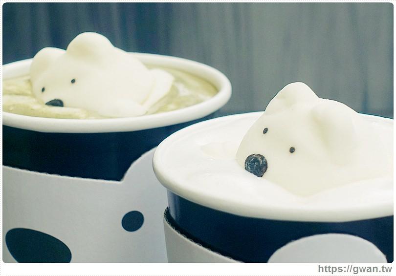 捷運美食,台北咖啡,咖啡,POLAR BEAR,不限時咖啡廳,北極熊拿鐵,寶拉拿鐵,咖啡廳,棉花糖拿鐵,食尚玩家-32-596-1