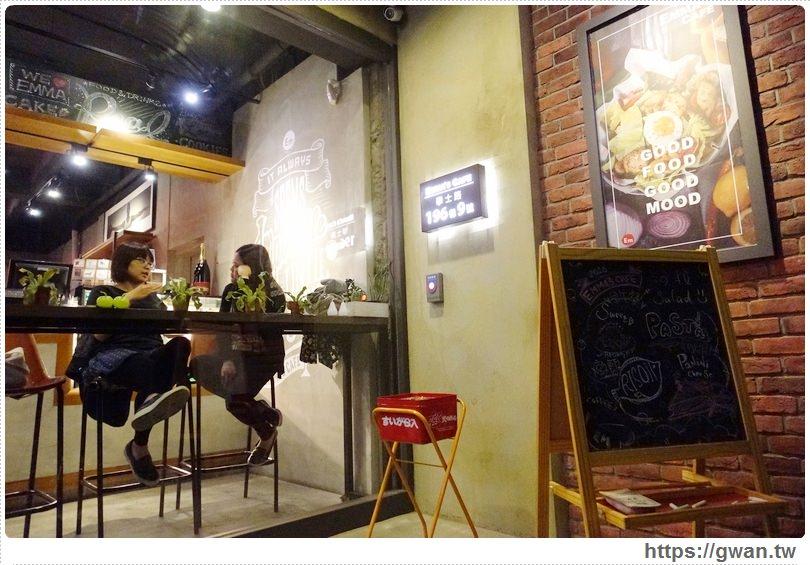 20160529162303 78 - 【熱血採訪】 Emma's Cafe 咖啡X餐酒館 — 營業到凌晨|不用飛表參道也能吃到排隊龍蝦堡♥新鮮活龍蝦,晚上7點限量販售