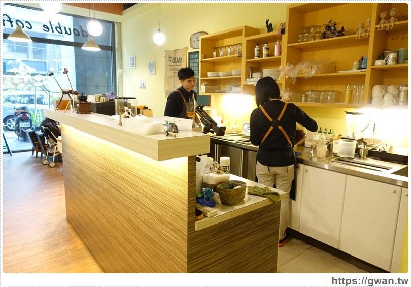 20160625142250 53 - [台中美食●北屯區] Double Coffee 大坡咖啡屋 — 胖呼呼棉花糖被包起來啦~