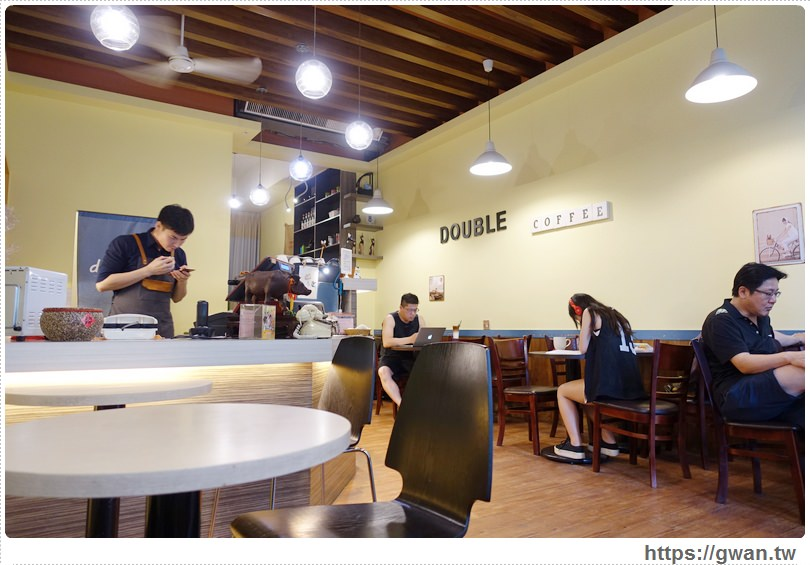 20160625142255 63 - [台中美食●北屯區] Double Coffee 大坡咖啡屋 — 胖呼呼棉花糖被包起來啦~