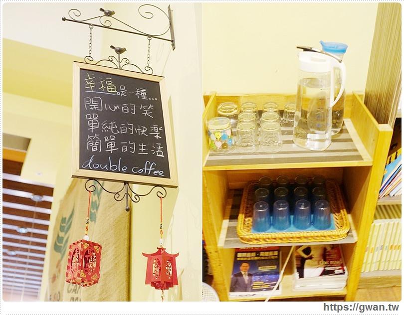 20160625142303 52 - [台中美食●北屯區] Double Coffee 大坡咖啡屋 — 胖呼呼棉花糖被包起來啦~