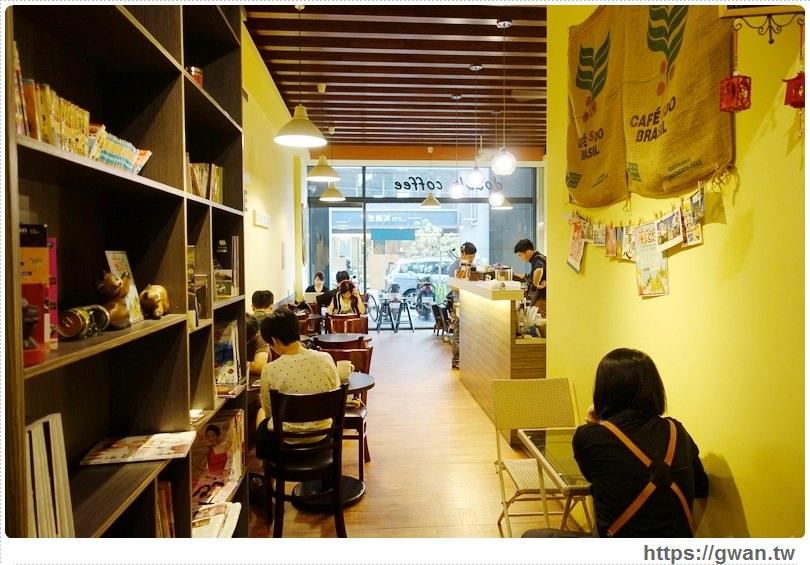20160625142307 80 - [台中美食●北屯區] Double Coffee 大坡咖啡屋 — 胖呼呼棉花糖被包起來啦~