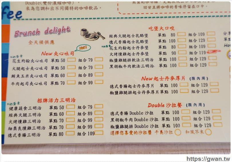 20160625142319 26 - [台中美食●北屯區] Double Coffee 大坡咖啡屋 — 胖呼呼棉花糖被包起來啦~