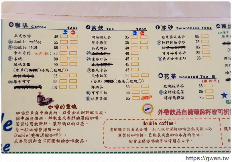 20160625142337 50 - [台中美食●北屯區] Double Coffee 大坡咖啡屋 — 胖呼呼棉花糖被包起來啦~