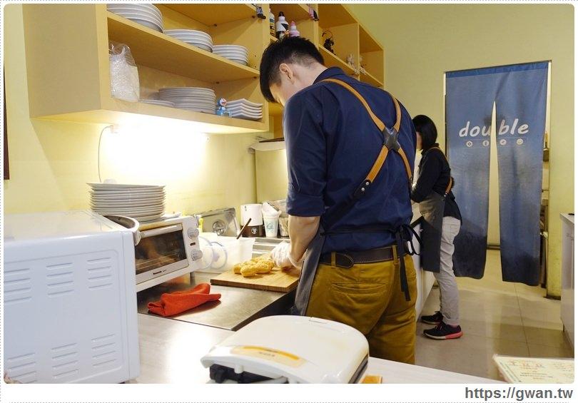 20160625142407 41 - [台中美食●北屯區] Double Coffee 大坡咖啡屋 — 胖呼呼棉花糖被包起來啦~