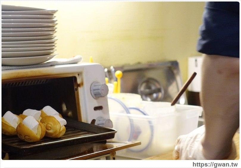 20160625142412 34 - [台中美食●北屯區] Double Coffee 大坡咖啡屋 — 胖呼呼棉花糖被包起來啦~