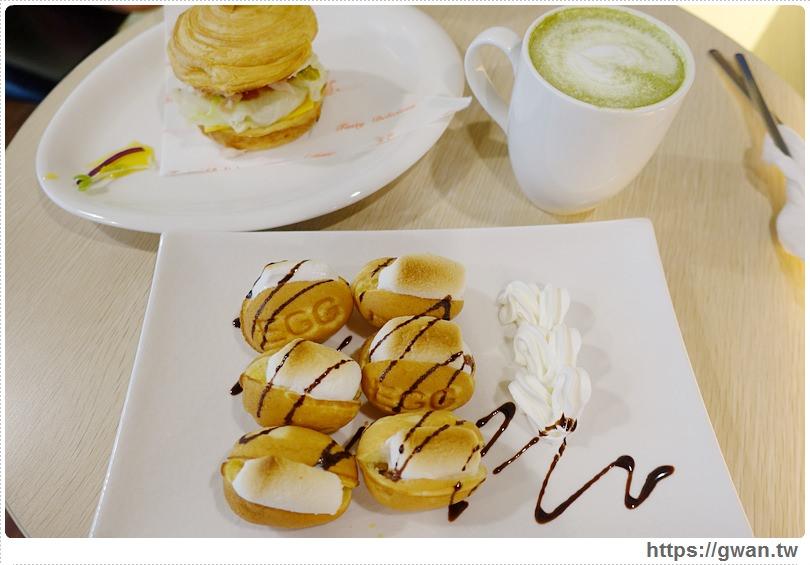 20160625142418 8 - [台中美食●北屯區] Double Coffee 大坡咖啡屋 — 胖呼呼棉花糖被包起來啦~
