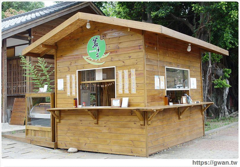 20160718024942 19 - [台中美食●西區] 綠色講堂 茗菓子–跟拳頭一樣大的茶香紅豆餅