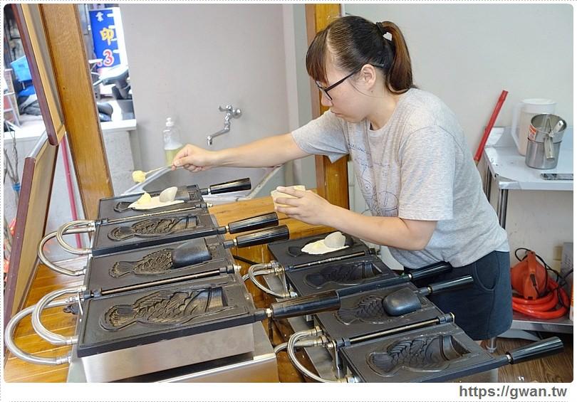20160809004620 98 - [台中美食●東海商圈] 鯛魚燒霜淇淋 — 超吸睛的鯛魚燒霜淇淋,打卡買一送一喔