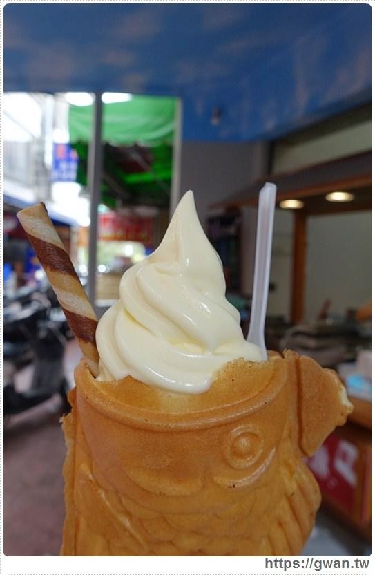 20160809004646 15 - [台中美食●東海商圈] 鯛魚燒霜淇淋 — 超吸睛的鯛魚燒霜淇淋,打卡買一送一喔