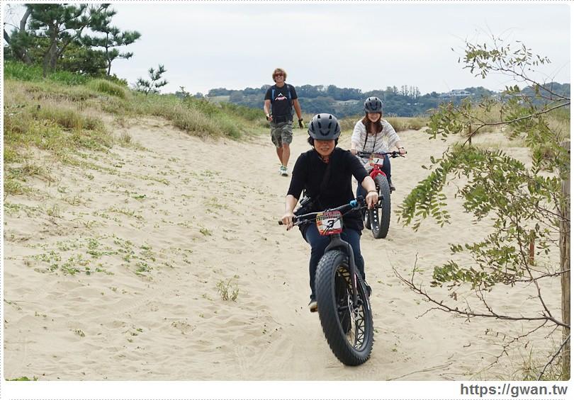 [日本景點●鳥取] 鳥取砂丘運動新體驗ファットバイクツア — FAT BIKE TOUR | 沙漠裡騎胖胖腳踏車