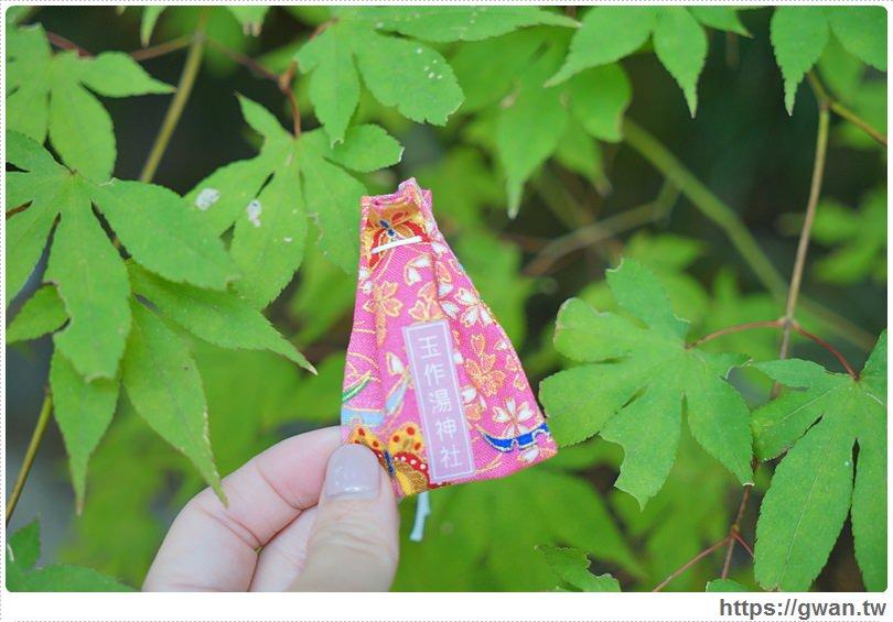 [日本景點●島根] 玉作湯神社 — 祈求良緣,製作專屬的叶い石 | 玉造溫泉必訪景點