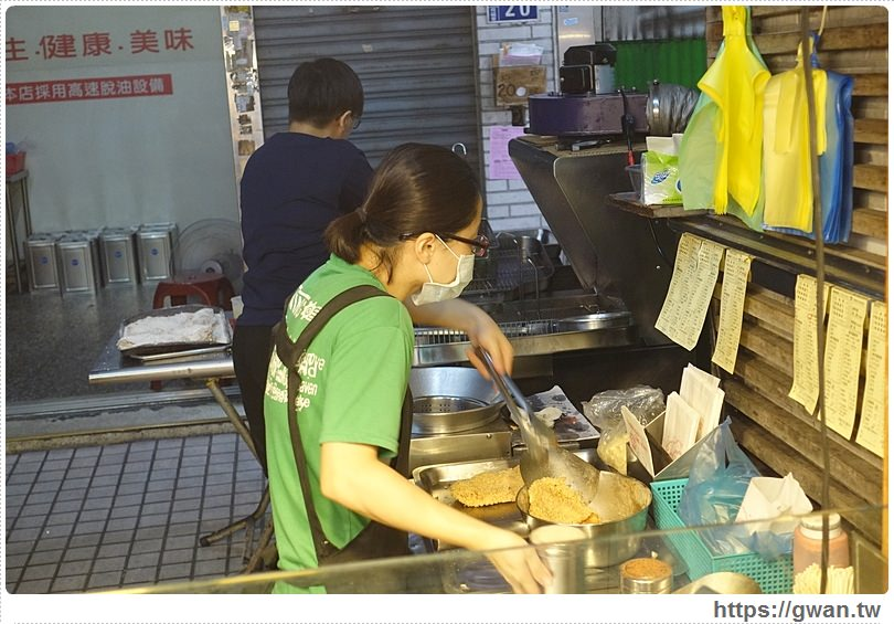 20161120225241 94 - [台中美食] 咕雞咕雞鹹酥雞 — 邪惡的棉花糖銀絲卷