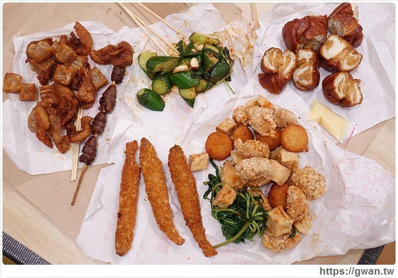 20161120225258 81 - [台中美食] 咕雞咕雞鹹酥雞 — 邪惡的棉花糖銀絲卷