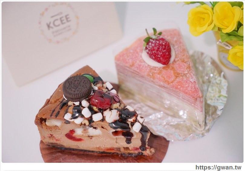 [台南美食●中西區] KCEE 凱西姨姨千層蛋糕 — 排隊千層蛋糕,還有聖誕限定商品