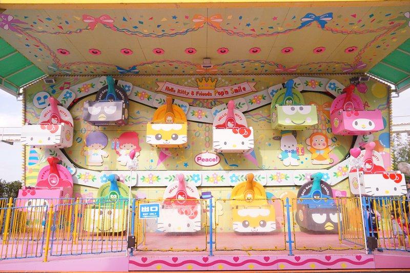 [日本景點●九州] 九州和諧(Hello Kitty)樂園 — 適合小朋友的Hello Kitty兒童樂園,教你買優惠門票 | 三麗鷗卡通主題人物樂園
