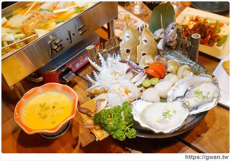 20170113010834 11 - 熱血採訪 | 店小二串燒vs燒肉 — 韓式大長今鍋加豪華海鮮盤 | 聚會圍爐超吸睛的方形火鍋