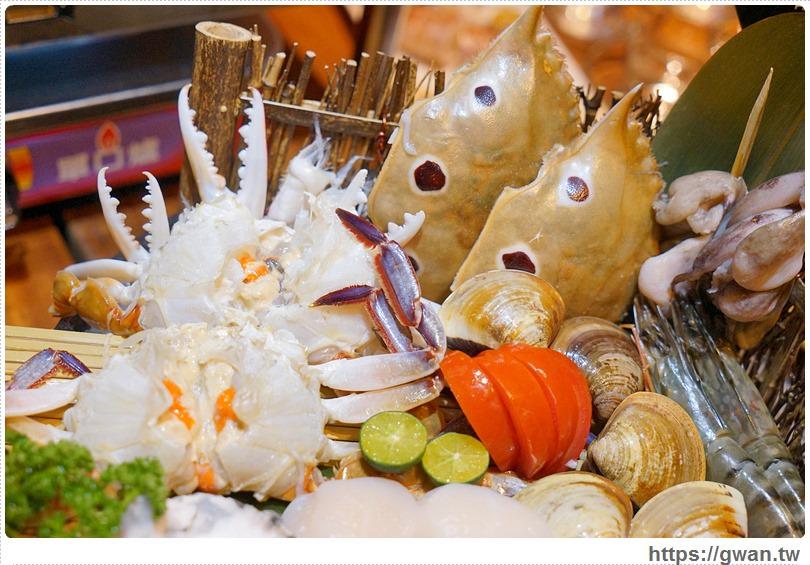20170113010836 30 - 熱血採訪 | 店小二串燒vs燒肉 — 韓式大長今鍋加豪華海鮮盤 | 聚會圍爐超吸睛的方形火鍋