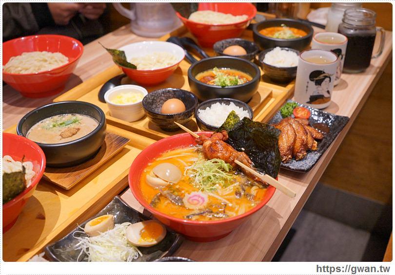 20170113014641 30 - 熱血採訪 | 富士山55沾麵 — 世界風大賞♥️印度咖哩、義式蕃茄口味新上市