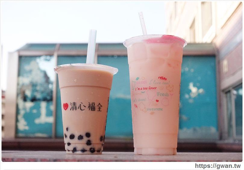 20170118230741 90 - 台中飲料 | 清心隱藏版漸層飲品 — IG爆紅♥珍珠鮮奶潽洱蜜、優多葡萄柚