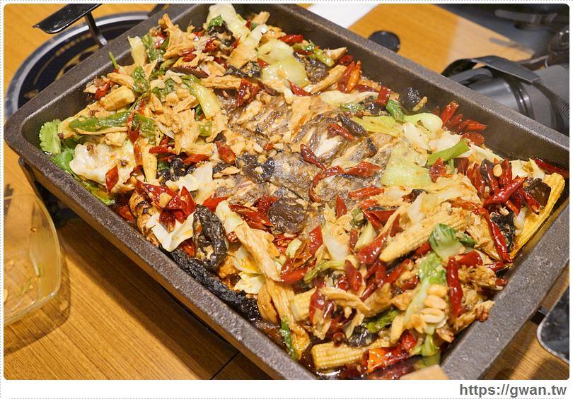 20170122203403 74 - 熱血採訪 | 城裡城外巫山烤魚 — 麻辣酸甜怪味烤魚 | 台灣也能吃到道地四川活魚料理