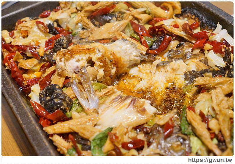20170122203410 34 - 熱血採訪 | 城裡城外巫山烤魚 — 麻辣酸甜怪味烤魚 | 台灣也能吃到道地四川活魚料理