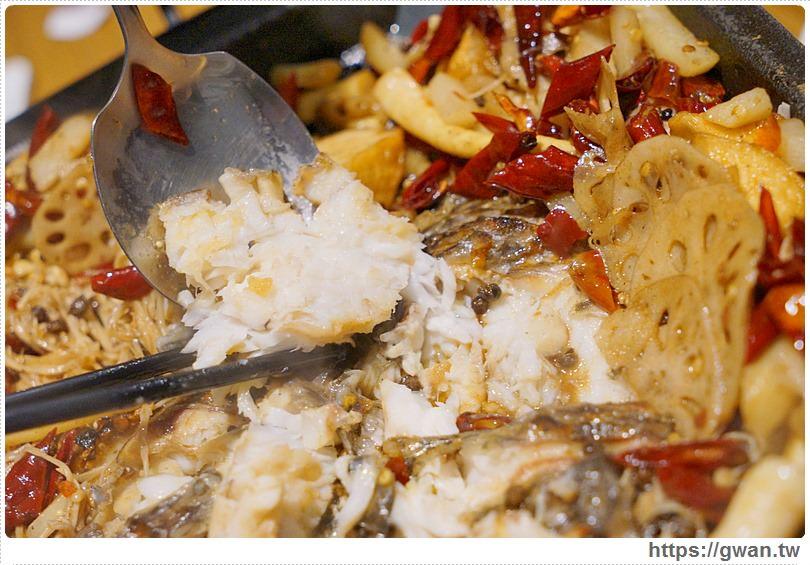 20170122203417 70 - 熱血採訪 | 城裡城外巫山烤魚 — 麻辣酸甜怪味烤魚 | 台灣也能吃到道地四川活魚料理