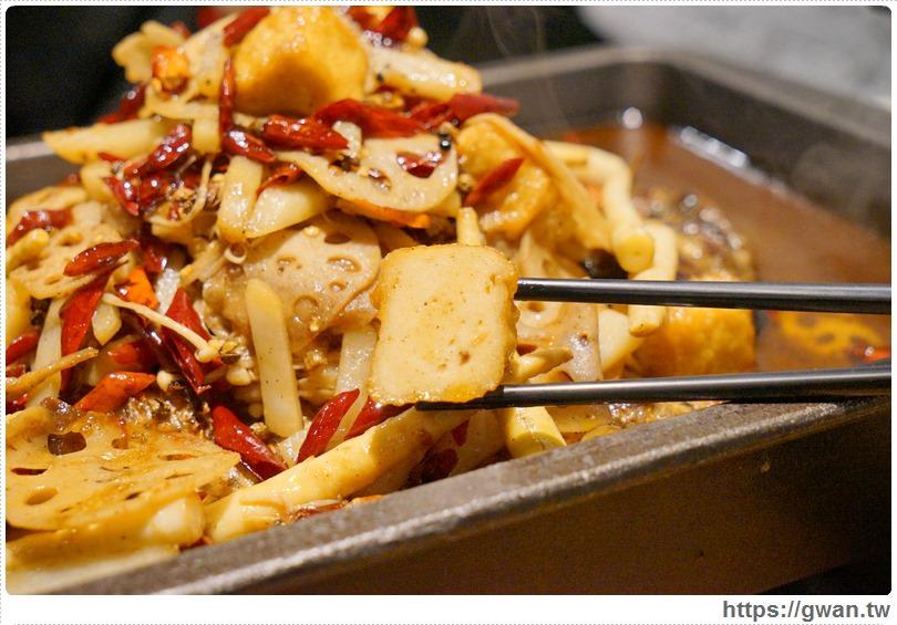 20170122203422 28 - 熱血採訪 | 城裡城外巫山烤魚 — 麻辣酸甜怪味烤魚 | 台灣也能吃到道地四川活魚料理