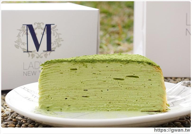 [台北美食●中山區] Lady M Taiwan — 來自紐約的神級甜點,號稱最夢幻千層蛋糕 | 第七款巧克力千層即將上市