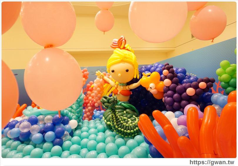 [活動資訊●氣球展] 新光三越 台北南西店 | 新春氣球動物園免費展覽