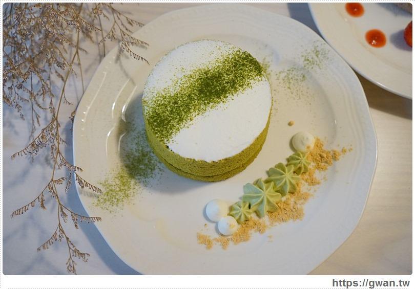 [捷運美食●雙連站] 蜜菓拾伍甜點咖啡店菜單介紹 |  赤峰街裡的隱藏版加餡戚風蛋糕