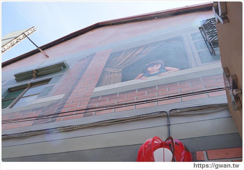 20170225153637 41 - 沙鹿美仁里彩繪村 — 超精緻、超復古,巷子裡的懷舊風彩繪
