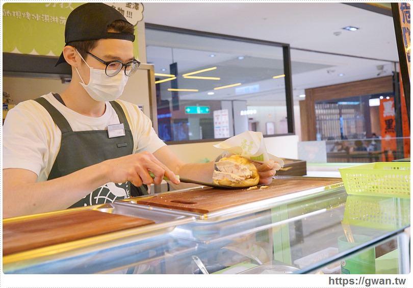 20170309163923 31 - 世界第二好吃的現烤冰淇淋波蘿麵包 — 季節限定草莓起司甜心