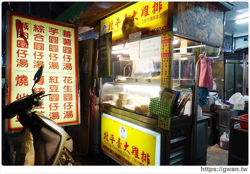20170314232547 1 - 北平豪大雞排咔汁博館店— 好吃不油膩的乾爽鹹酥雞