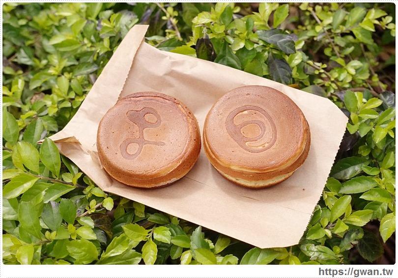 [機場捷運美食●長庚醫院站] 二餅一茶 大判燒 — 創新口味,好吃日式紅豆餅 | 還有當日限定款