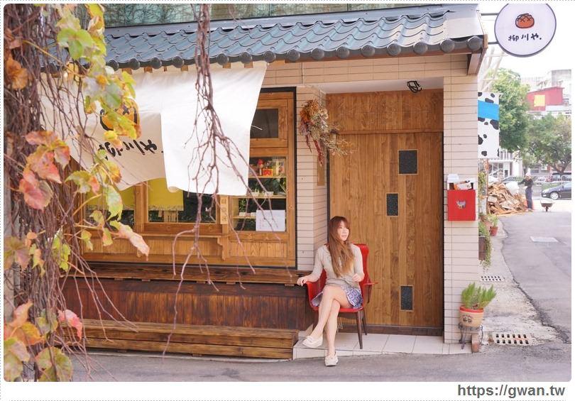 20170326022113 92 - 柳川や彩繪麵包店 — 可愛的冰淇淋菠蘿麵包與彩繪牆,好吃又好拍